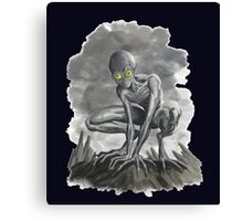 Doppelganger dungeon and dragons Canvas Print