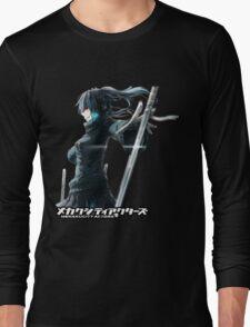 dark stance two Long Sleeve T-Shirt