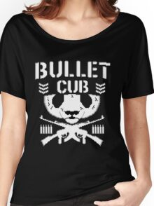 Bullet Cub Women's Relaxed Fit T-Shirt
