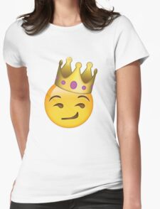 honey you should see me in a crown Womens Fitted T-Shirt