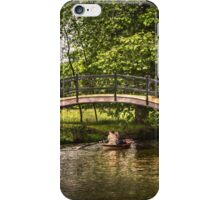 The River Thames Below Oxford iPhone Case/Skin