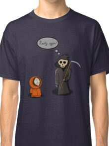 Kenny - Meet with Death Classic T-Shirt