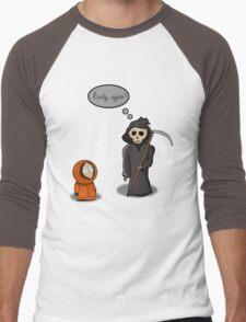 Kenny - Meet with Death Men's Baseball ¾ T-Shirt