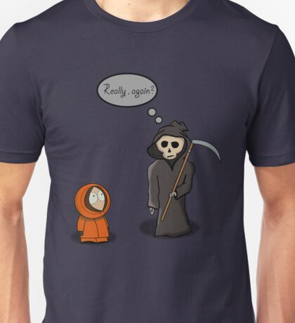 Kenny - Meet with Death Unisex T-Shirt