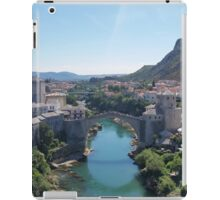 Mostar Bosnia and Herzegovina iPad Case/Skin