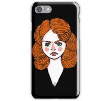 Black Widow  iPhone Case/Skin