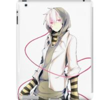 konoha in wires  iPad Case/Skin