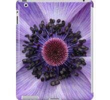 Purple Anemone iPad Case/Skin