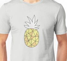 Pattern with pineapple Unisex T-Shirt