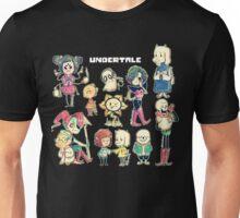 Undertale Chars Unisex T-Shirt
