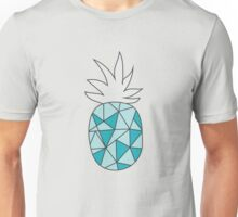 Pattern with drawing pineapple Unisex T-Shirt