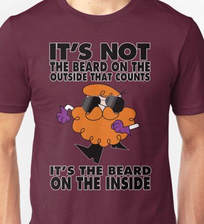 Dexter's beard Unisex T-Shirt