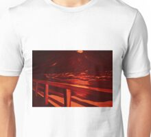 The island of Sylt after the storm II Unisex T-Shirt