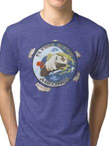 Sky Bison Airlines Tri-blend T-Shirt