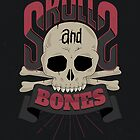 SKULLS AND BONES 2 by snevi