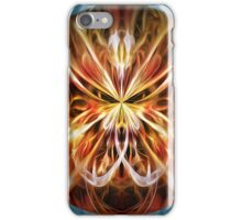 Freezing Fire iPhone Case/Skin