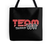 TeamVLR Logo Transparent Tote Bag