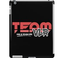 TeamVLR Logo Transparent iPad Case/Skin