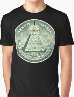 Bill Cipher Illuminati Graphic T-Shirt