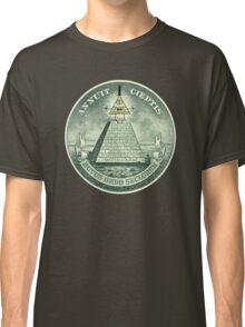 Bill Cipher Illuminati Classic T-Shirt