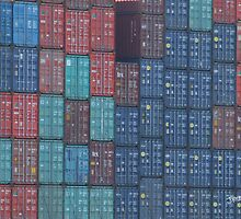 Container Tetris by Jonathan Cox