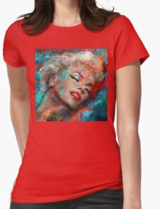 MM Universe Womens Fitted T-Shirt