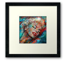 MM Universe Framed Print