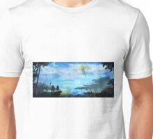 Seiken Densetsu 3 (Secret Of Mana 2) Landscape Unisex T-Shirt