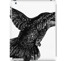 How long for a shot of nectar? iPad Case/Skin