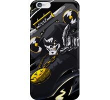 Death Jam iPhone Case/Skin