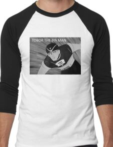 Tobor the 8th Man Men's Baseball ¾ T-Shirt