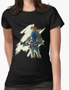 The Legend Of Zelda - Breath of the Wild Womens Fitted T-Shirt