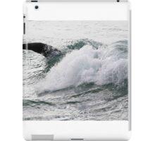 Surfing Seal iPad Case/Skin