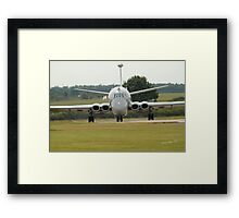Nimrod at Waddington Airshow Framed Print