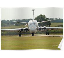 Nimrod at Waddington Airshow Poster