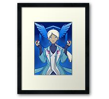 cool ranch blanche Framed Print