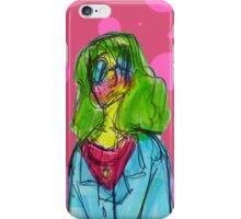 Highlighter Girl iPhone Case/Skin
