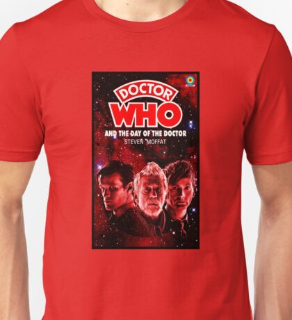 On Target - The Other Three Doctors Unisex T-Shirt