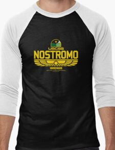 Nostromo Alien Men's Baseball ¾ T-Shirt