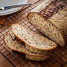 Multigrain Honey Bread by prbimages