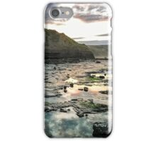 Sunset in Yorkshire iPhone Case/Skin