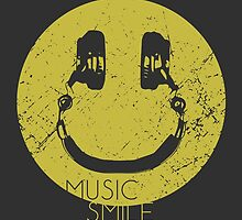 Music Smile by PJ311