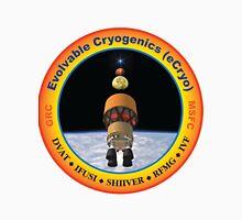 Evolvable Cryogenics Project (eCRYO) Logo Unisex T-Shirt