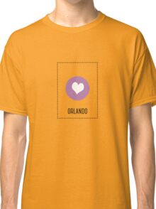 I Love Orlando Classic T-Shirt