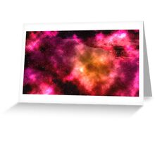 Cloud Nebula Greeting Card