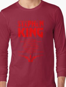 The Dark Tower Series Long Sleeve T-Shirt