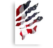 ROAD TO UNITED STATE USA Metal Print