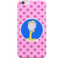Vault Boy Minimal iPhone Case/Skin