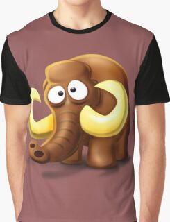 Magnificent Mammoth Graphic T-Shirt
