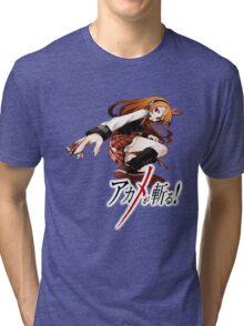 chelsea ready for battle Tri-blend T-Shirt